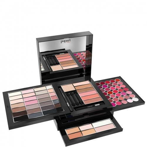 Pupart Eyes, Lips & Face Pink Illusion Coffret Maquillage