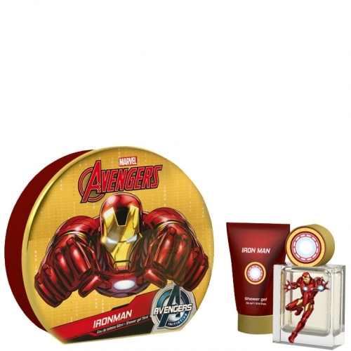 Iron Man Coffret Eau de Toilette