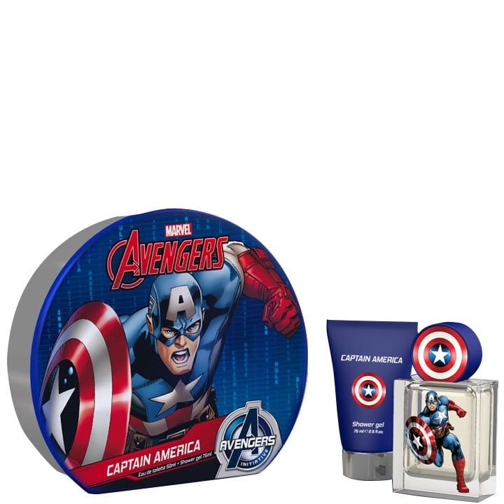 Captain America Coffret Eau de Toilette - Disney - Incenza