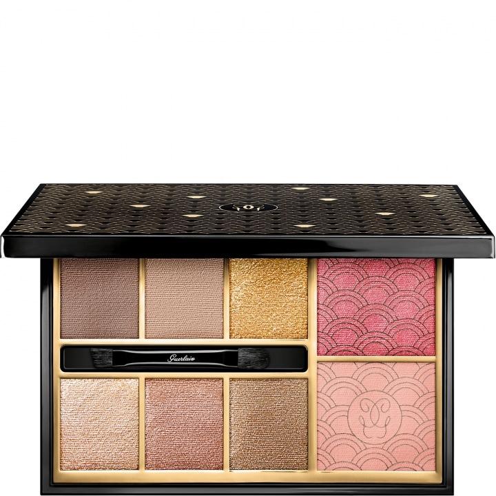 Palette Gold Palette Multi-Usage Visage, Yeux et Lèvres - Guerlain - Incenza