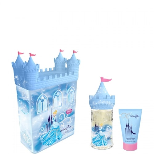 Disney Princess Cendrillon Coffret Eau de Toilette