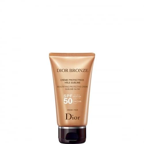 Dior Bronze Crème Protectrice Hâle Sublime - SPF 50 - Visage