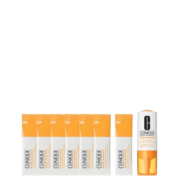Fresh Pressed Système Rénovateur à la Vitamine C Pure - CLINIQUE - Incenza