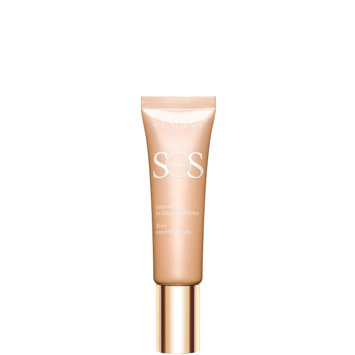 SOS Primer Camoufle les Imperfections, Prépare, Hydrate - CLARINS - Incenza