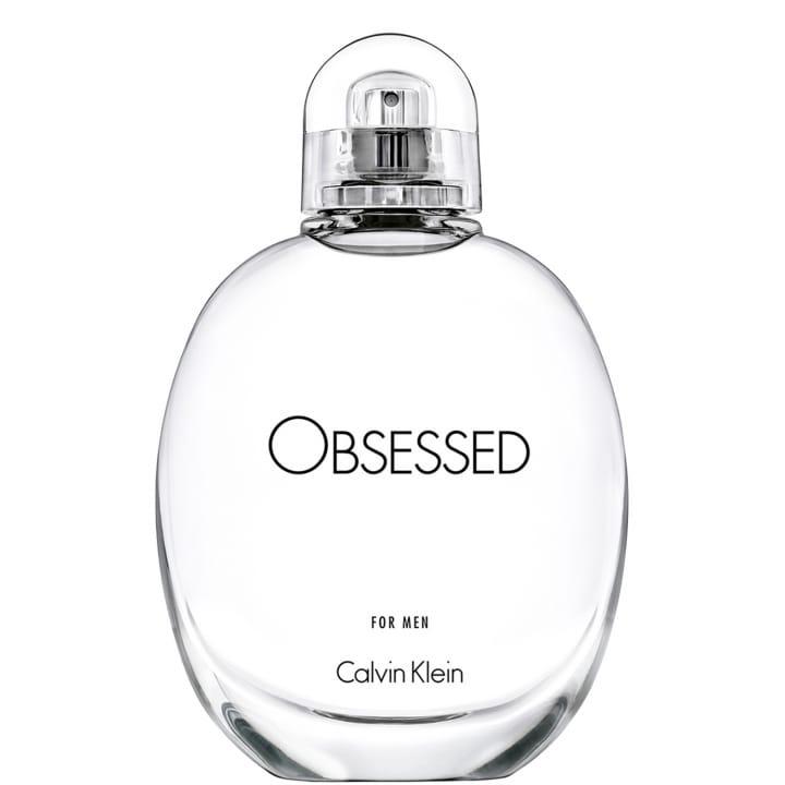 CK Obsessed for Men Eau de Toilette - Calvin Klein - Incenza