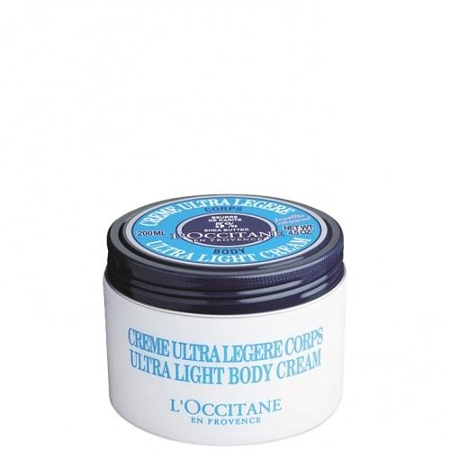Karité Crème Ultra-Légère Corps