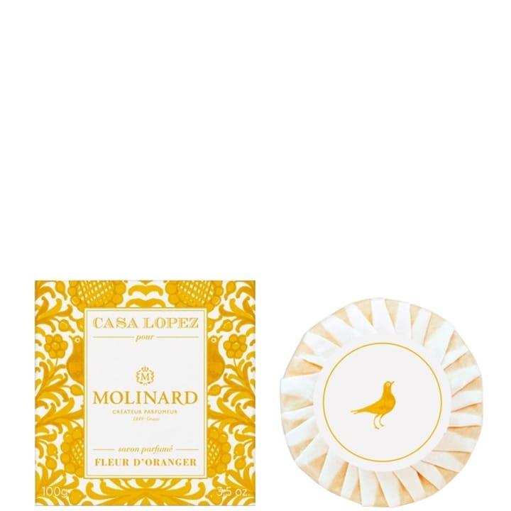 Fleur d'Oranger Savon Parfumé - Molinard - Incenza
