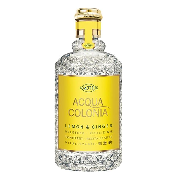 Citron et Gingembre Eau de Cologne - 4711 - Incenza