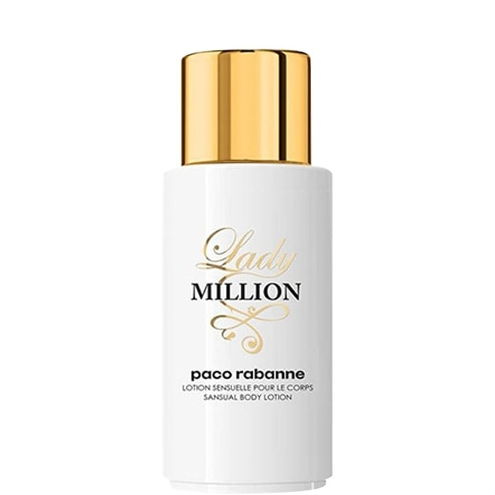 Lady Million Lotion Sensuelle pour le Corps - PACO RABANNE - Incenza