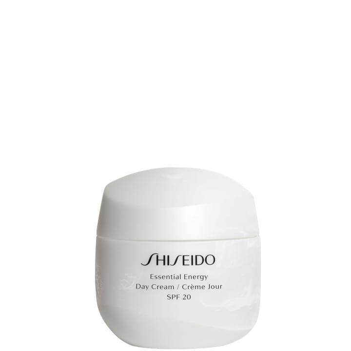 Essential Energy Crème Jour SPF 20 - SHISEIDO - Incenza
