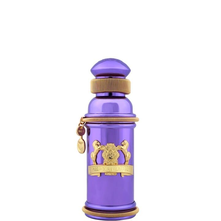 Iris Violet Eau de Parfum - ALEXANDRE J - Incenza
