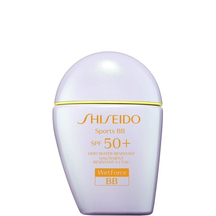 WetForce BB Crème Sport SPF 50 Medium - SHISEIDO - Incenza