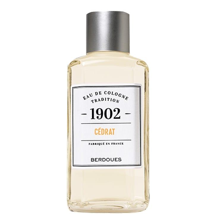 1902 Tradition Cédrat Eau de Cologne - Berdoues - Incenza