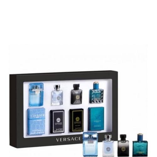 Versace Coffret 4 Miniatures