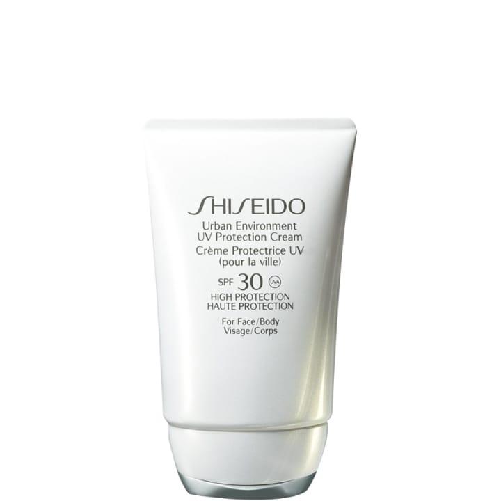 Crème Protectrice UV (pour la ville) SPF 30 - Shiseido - Incenza