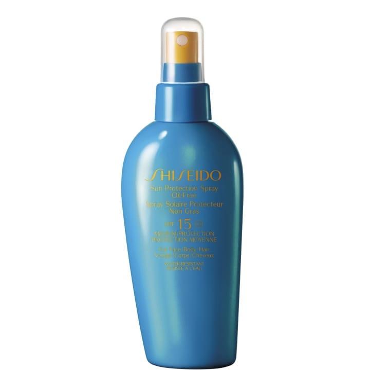Spray Solaire Protecteur SPF 15 - SHISEIDO - Incenza