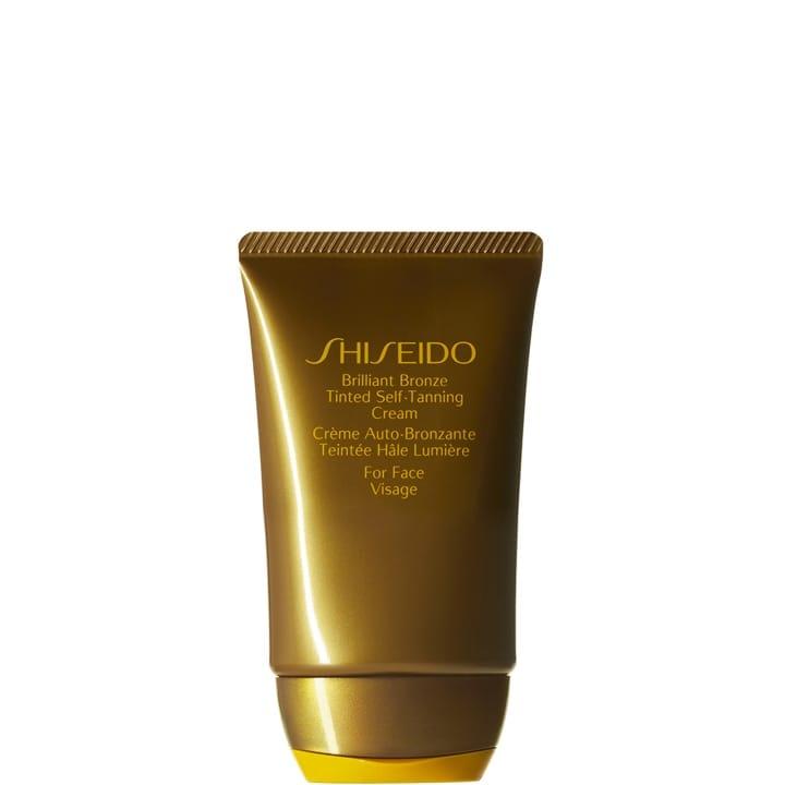 Crème Auto-Bronzante Teintée Hâle Lumière - Shiseido - Incenza