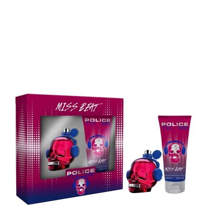 To Be Miss Beat Coffret Eau de Parfum - Police - Incenza