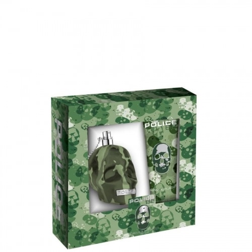 To Be Camouflage Coffret Eau de Toilette