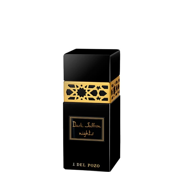 Dark Saffron Nights Eau de Parfum - Arabian Nights Collection - Incenza