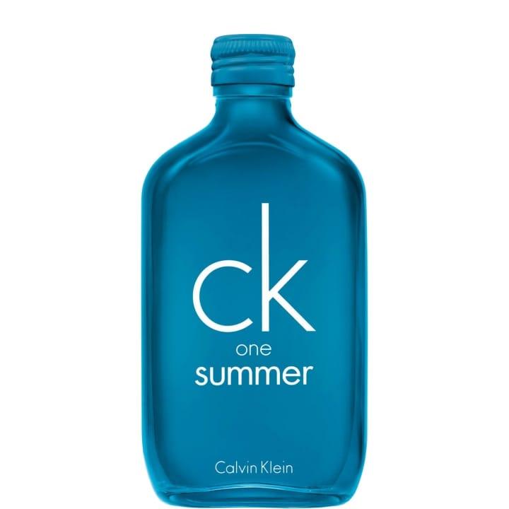 CK One Summer 2018 Eau de Toilette - Calvin Klein - Incenza