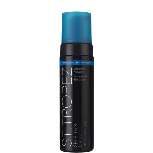 Self Tan Dark Mousse de Bronzage
