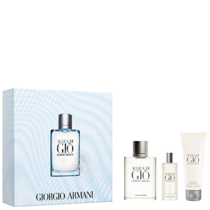 Acqua di Giò pour Homme Coffret Eau de Toilette - GIORGIO ARMANI - Incenza
