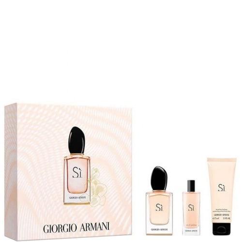 Armani Sì Coffret Eau de Parfum