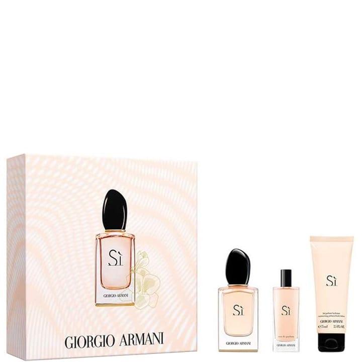 Armani Sì Coffret Eau de Parfum - GIORGIO ARMANI - Incenza