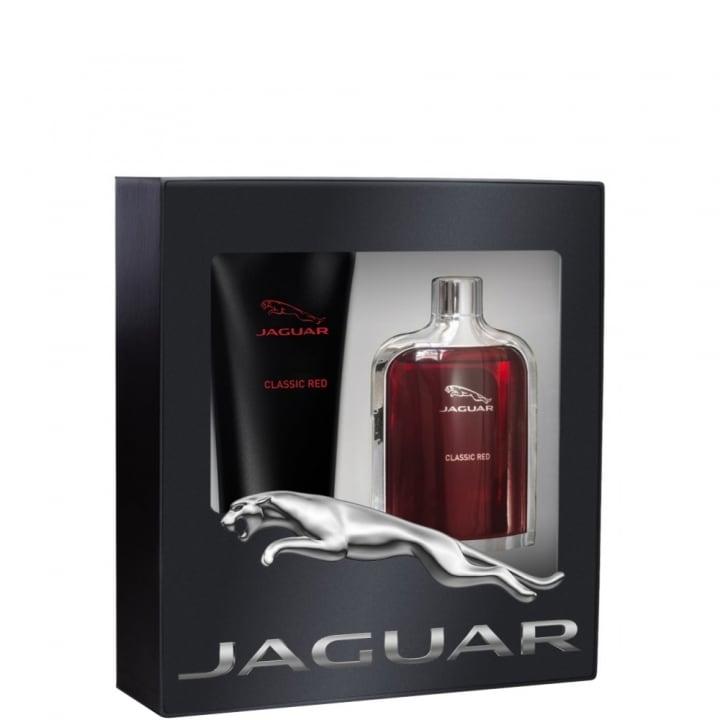 Jaguar Classic Red Coffret Eau de Toilette - Jaguar - Incenza