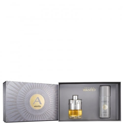 Azzaro Wanted Coffret Eau de Toilette