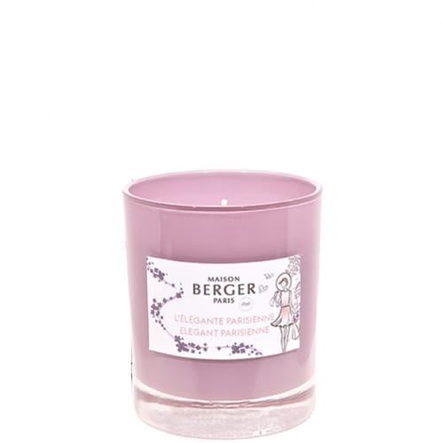 L'Élégante Parisienne Bougie Parfumée