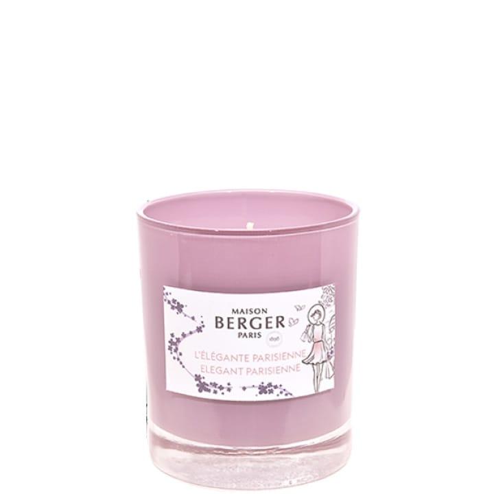 L'Élégante Parisienne Bougie Parfumée - Maison Berger Paris - Incenza