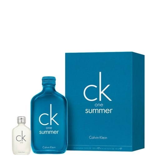 CK One Summer 2018 Coffret Eau de Toilette