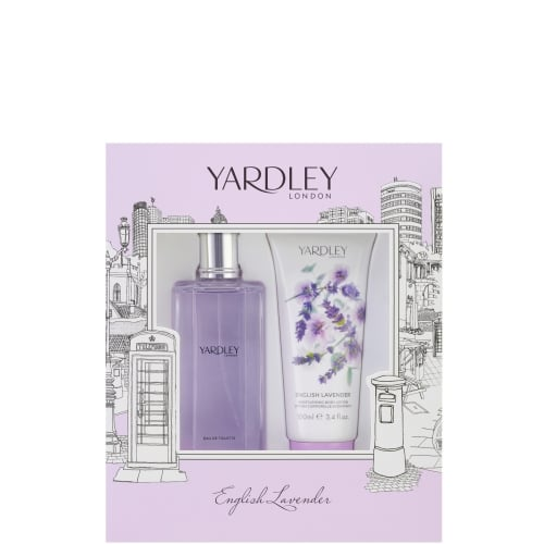 English Lavender Coffret Eau de Toilette