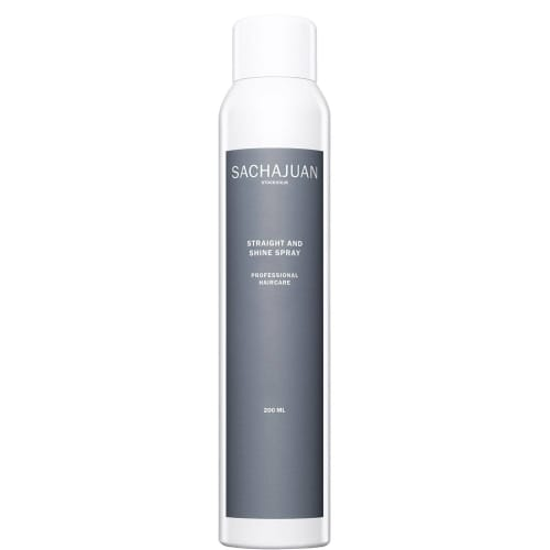 Straight and Shine Spray Cheveux Thermo-Protecteur Lissage et Brillance