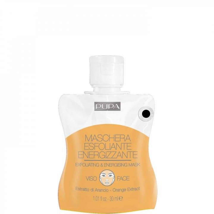 Masque Exfoliant et Énergisant À l'Extrait d'Orange - Pupa - Incenza