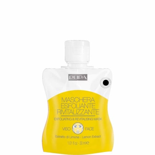 Masque Exfoliant et Revitalisant À l'Extrait de Citron