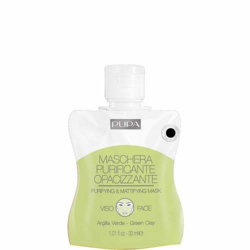 Masque Purifiant et Matifiant À l'Argile Verte