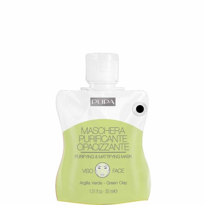 Masque Purifiant et Matifiant À l'Argile Verte - Pupa - Incenza