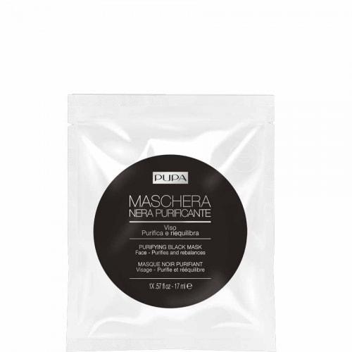 Masque Noir Purifiant Peau purifiée et rééquilibrée en 15 minutes
