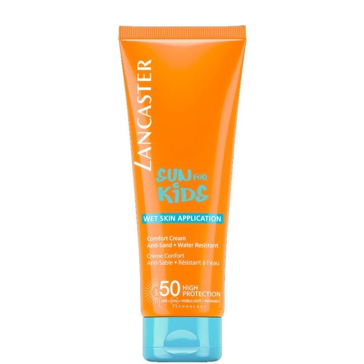 Sun For Kids Crème Confort Enfant - Application Peau Mouillée SPF 50 - Lancaster - Incenza