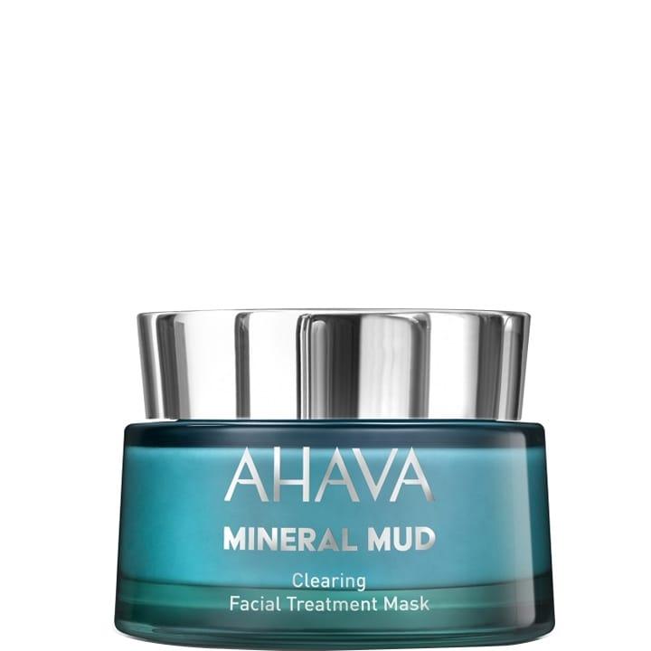 Mineral Mud Masque Soin Visage Purifiant - Ahava - Incenza