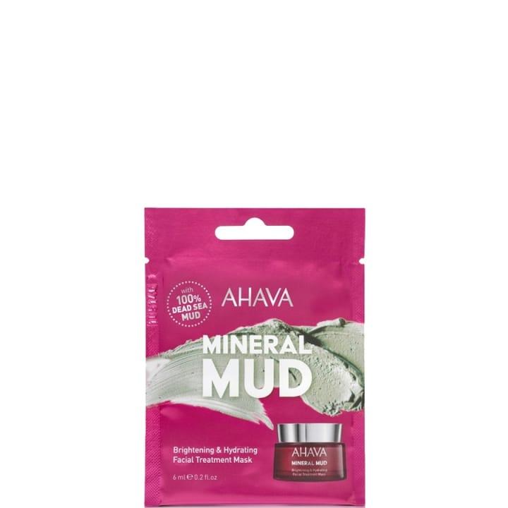 Mineral Mud Masque soin Visage Éclaircissant et hydratant - Ahava - Incenza