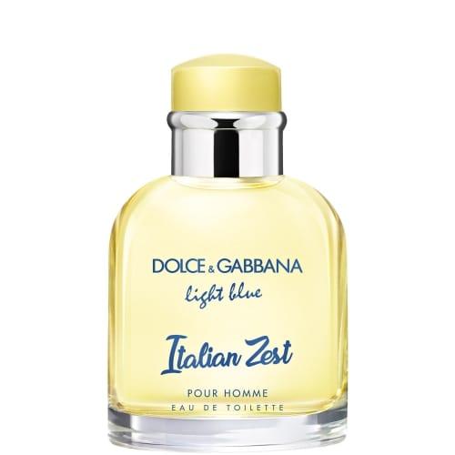 Light Blue pour Homme Italian Zest Eau de Toilette