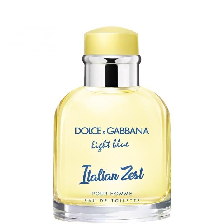 Light Blue pour Homme Italian Zest Eau de Toilette - Dolce&Gabbana - Incenza