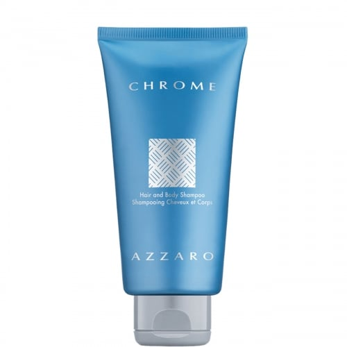 Azzaro Chrome Shampooing Cheveux et Corps