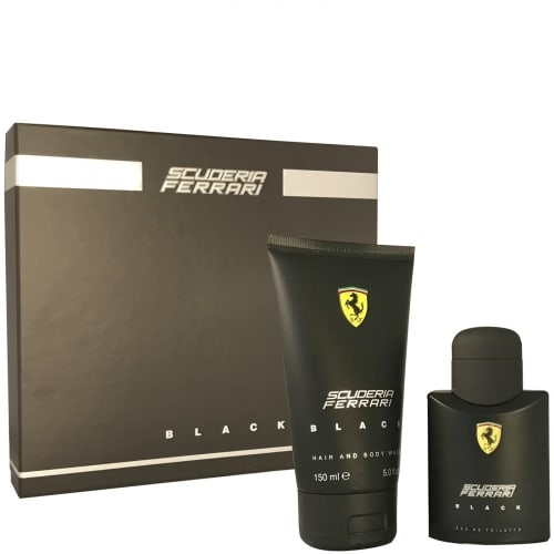 Ferrari Black Coffret Eau de Toilette
