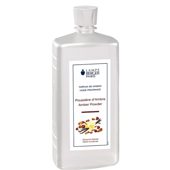 Parfum de Maison Poussière d'Ambre - Maison Berger Paris - Incenza