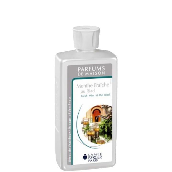Parfum de Maison Menthe Fraîche au Riad - Maison Berger Paris - Incenza